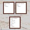 Príklad grafického stvárnenia genealogickej tabuľky s historickou mapou v pozadí
