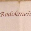 Kaligrafia na ručnom papiery